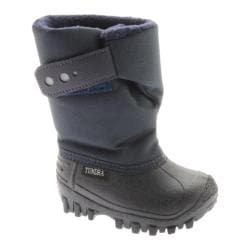 Children's Tundra Teddy 4 Navy/Grey