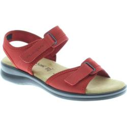 Women's Flexus by Spring Step Danila Red Nubuck (More options available)