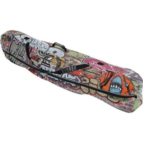 Athalon Fitted Snowboard Bag - 170cm Graffiti