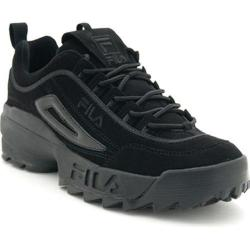 Boys' Fila Disruptor II Triple Black