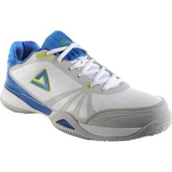 Men's Peak Olga Govortsova II White/Mid Blue