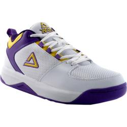 Men's Peak Slinger White/Purple
