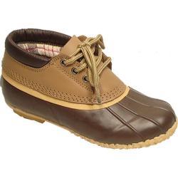 Women's Superior Boot Co. 3-Eye Duck Tan