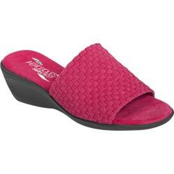 Women's Aerosoles Cake Badder Pink Elastic Fabric