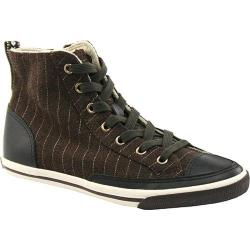 Women's Burnetie High Top Vintage Chocolate Stripe