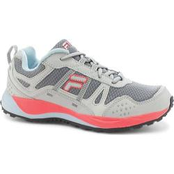Women's Fila Statique Monument/Dream Blue/Fiery Coral