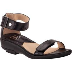 Women's Gravity Defyer Rosemary Black Leather