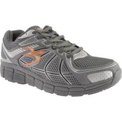 Men's Gravity Defyer Super Walk Grey/Silver Mesh