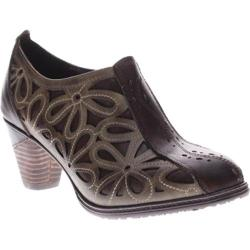 Women's L'Artiste by Spring Step Arabella Brown/Grey Leather