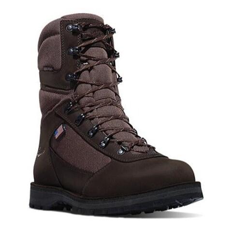 Men's Danner East Ridge 8in Brown Full Grain Leather/Nylon