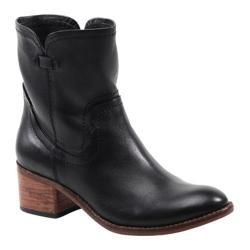 Women's Diba True West Haven Black Leather