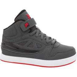Children's Fila BB84 Fusion Castlerock/Black/Fila Red