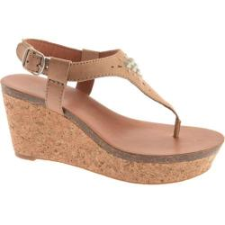 Women's Lucky Brand Narnie Nude Combo
