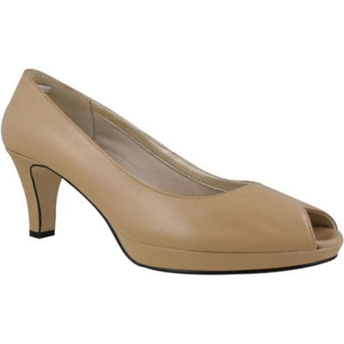 Shop Women s Rose Petals by Walking Cradles Prom Camel Kidskin - On Sale - Free  Shipping Today - Overstock.com - 9287759 aedb5cabdaf1