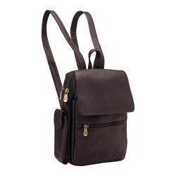 Women's LeDonne Sapelli Backpack LD-7051 Cafe