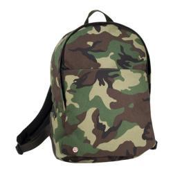 Token University Backpack Camouflage