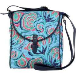 Women's Amy Butler Broadway Crossover Bag Oasis/Azure