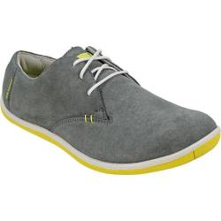 Men's TRUE Linkswear TRUE Oxford Charcoal/Highlighter Suede