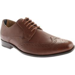 Men's Vionic with Orthaheel Technology Harrison Lace Up Brown