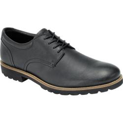 Men's Rockport Sharp & Ready Colben Black Leather