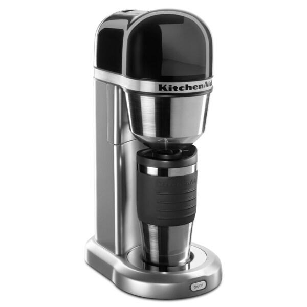 KitchenAid RKCM0402CU Contour Silver Personal Coffee Maker (Refurbished)