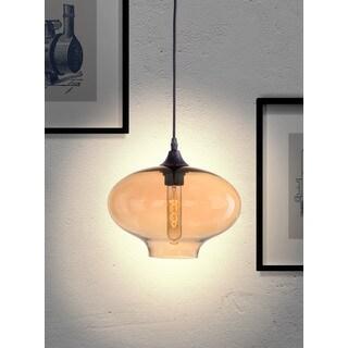 'Borax' Glass Tea Ceiling Lamp