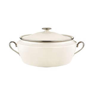 Lenox Solitaire 48-ounce Covered Vegetable Bowl