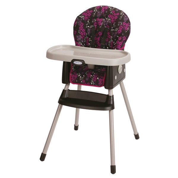 Graco SimpleSwitch High Chair In Ariel Free Shipping