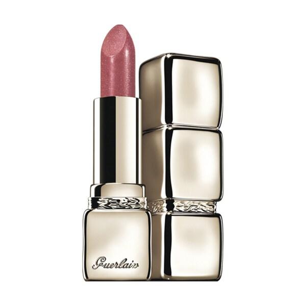 Guerlain Kiss Kiss Strass Rose Perle Crystal Shine Shimmering Lipstick