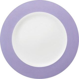 Konitz Lilac China Salad & Dessert Plates (Set of 2)