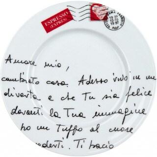 Konitz Coffee Bar Amore Mio 4-piece Plates Set