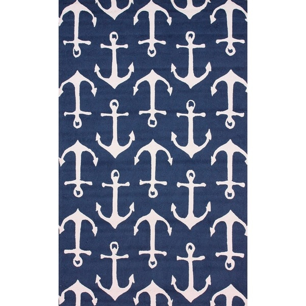 foot bath rugs ship liora rug nautical inch manne buy beyond from bed marine x wheel