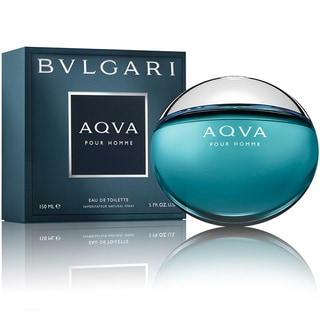 Bvlgari Aqva Men's 5-ounce Eau de Toilette Spray