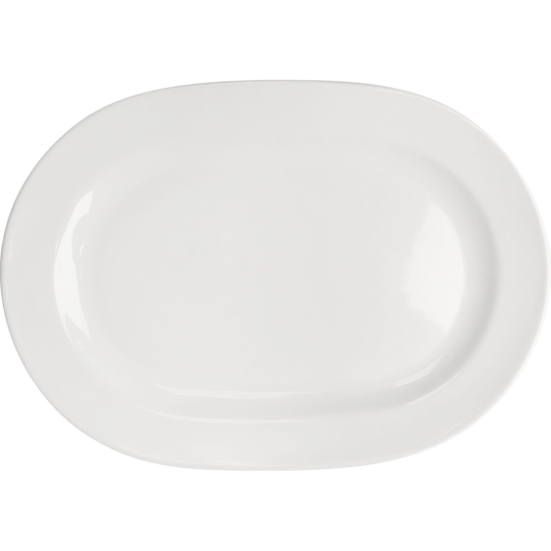 Waechtersbach Fun Factory White Oval Platters Set of 2 (P...