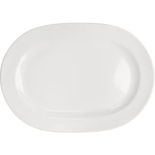 Waechtersbach Fun Factory White Oval Platters Set of 2
