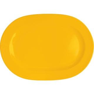 Waechtersbach Fun Factory Buttercup Oval Platters (Set of 2)