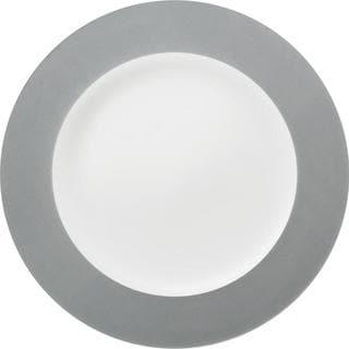 Link to Konitz Grey Salad Plates (Set of 2) Similar Items in Dinnerware