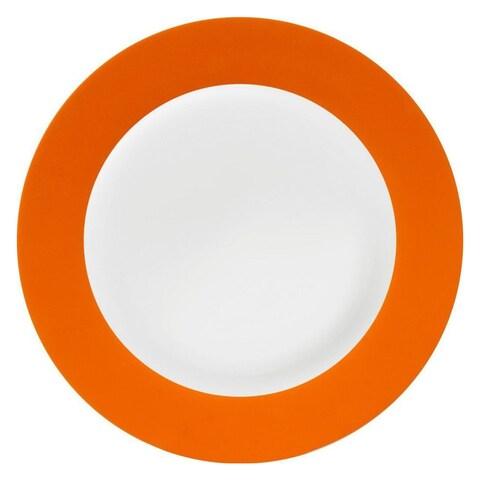 Konitz Orange Salad Plates (Set of 2)