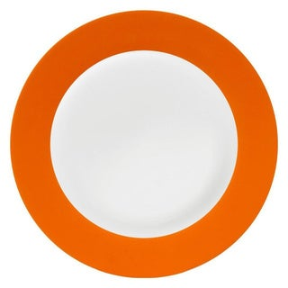 Konitz Orange Salad Plates (Set of 2)