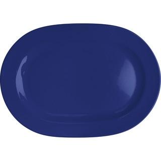 Link to Waechtersbach Fun Factory Royal Blue Oval Platters (Set of 2) Similar Items in Dinnerware