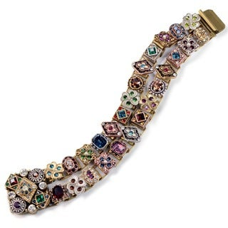 Sweet Romance Royal Renaissance Canterbury Bracelet|https://ak1.ostkcdn.com/images/products/8500798/P15786257.jpg?_ostk_perf_=percv&impolicy=medium