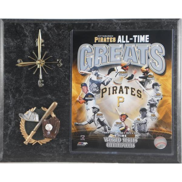 Pittsburgh Pirates All Time Greats Clock