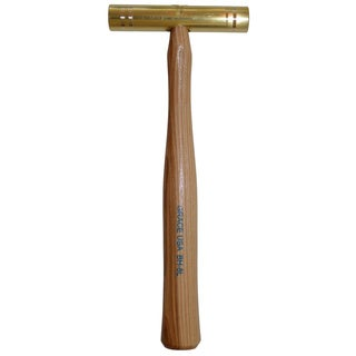 Grace USA 8-ounce Brass Hammer