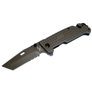9-inch Tactical Team Collection Spring Assisted Folding Knife
