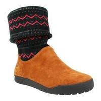 Women's Burnetie Sock Boot 011230 Brown