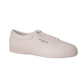 Women's Easy Spirit AP1 White Leather