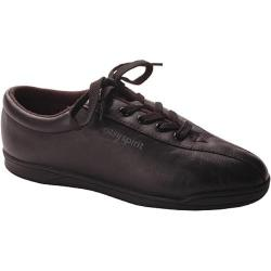 Women's Easy Spirit AP1 Black Leather