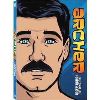 Archer: Season 4 (DVD)