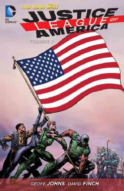 Justice League of America: the New 52 1: World's Most Dangerous (Paperback)