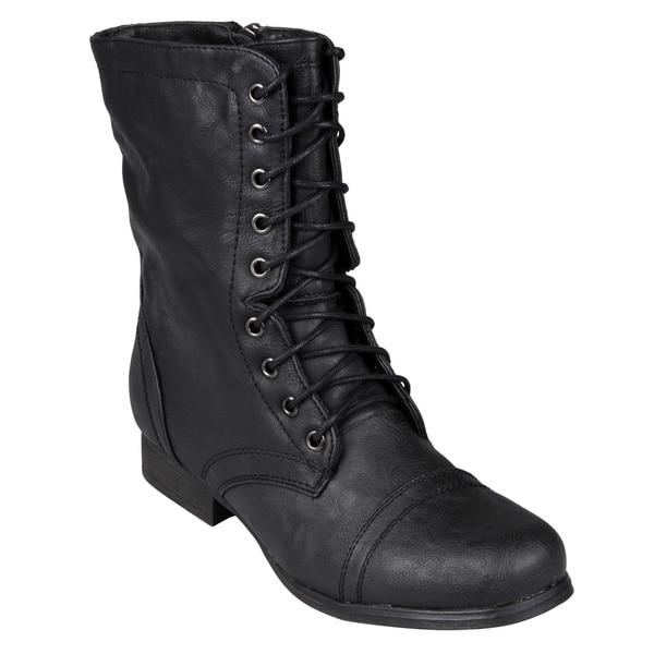 black madden girl combat boots   Gommap Blog